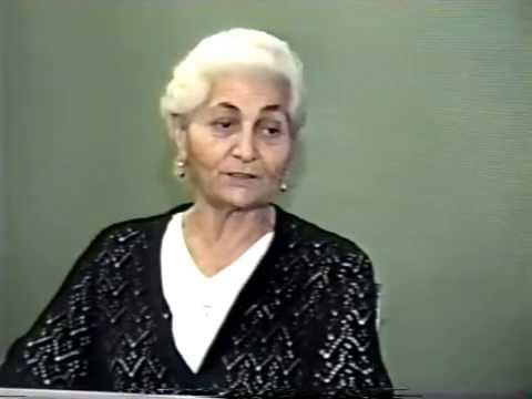 Outopoulos, Fanny - Armensko Aegean Macedonia. Oral History CMHS 1993