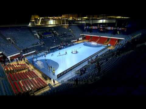 Congo v Dominican Republic Group A Women's World Handball 2013