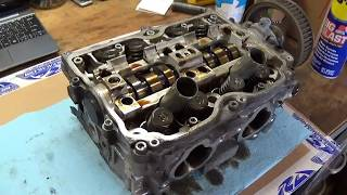 Subaru Head Gaskets -Part 3: Teardown (continued)