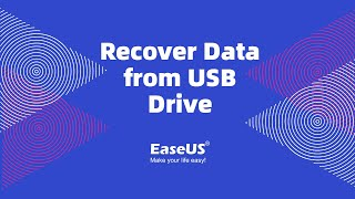 How to Recover Data from USB Pen Drive