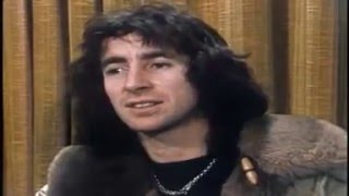 Bon Scott interview on Countdown 11-1-77