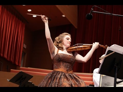 From poverty to prodigy: star violinist turns to other musicians in need
