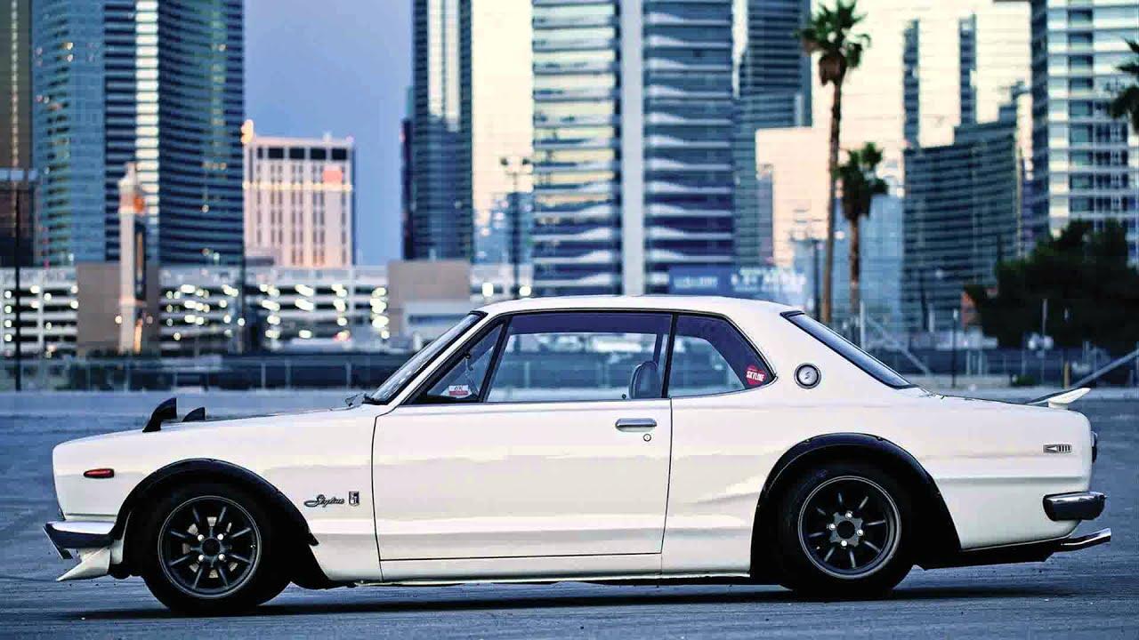 Nissan Skyline Gtr For Sale Usa >> 1972 nissan skyline - YouTube