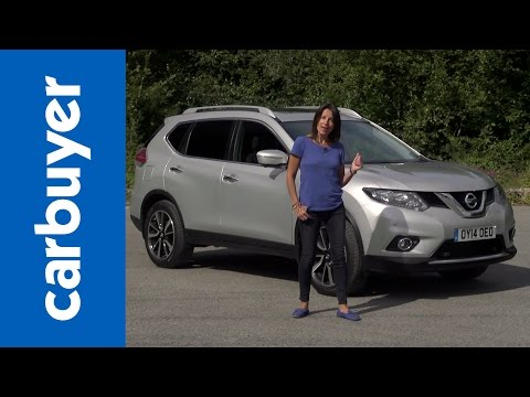 Nissan X-Trail SUV 2014 review - Carbuyer