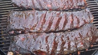 Smoked Baby Back Ribs  TruBBQtv