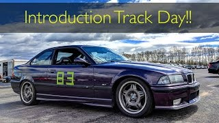 homepage tile video photo for M3 goes to its FIRST TRACK DAY!!