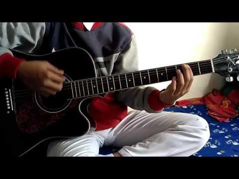 """Tutorial guitar """"Iwan Fals-BENTO"""" simple dan mudah."""