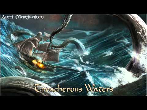 Epic pirate battle music - Treacherous Waters