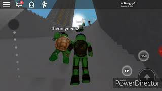 The Teenage Mutant Ninja Turtles Roblox S1 Ep11 A Gone Wrong Mission