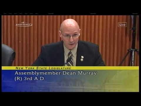 Assemblyman Dean Murray Speaks on Effectiveness of Economic Development Programs