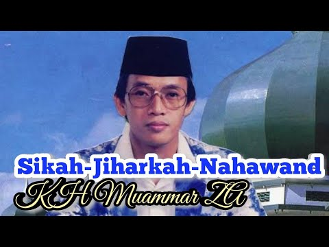 Lagu Sikah Jiharkah Dan Nahawand KH Muammar ZA || Gi-Putv