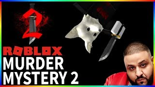 Your Boi Back On Roblox Murder Mystery 2 *Funny Moments*