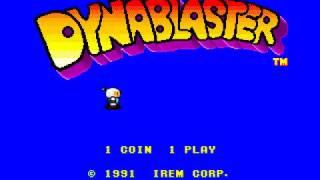 Arcade Longplay [700] Dynablaster
