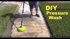 Electric Pressure Washer and Surface Cleaner - SUNJOE