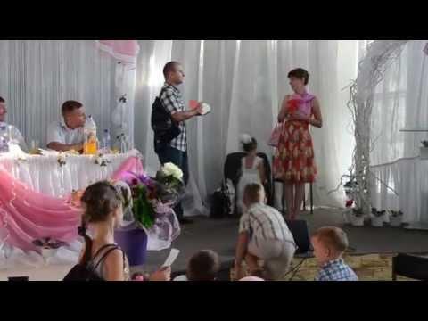 Красивые сценки на свадьбу от друзей