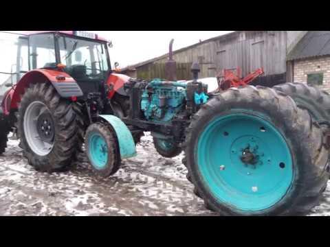 MTZ 80L  Restauravimas /Restoration Lithuania 2017