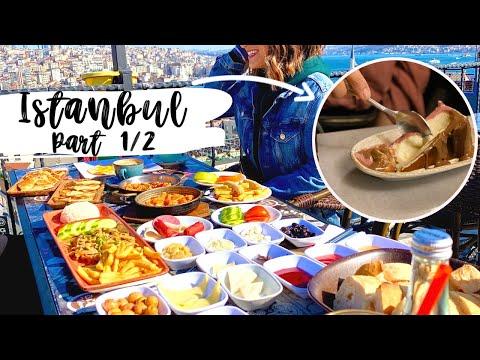 Eine Woche Essen in Istanbul / Food Vlog / What I Eat In A Week / Türkei Foodspots Part 1