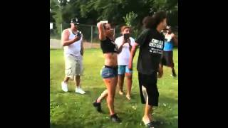 Springfield, mass fighting Morgan park