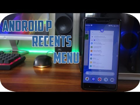 Get Android P Recent Apps Panel On Any Android (How To)