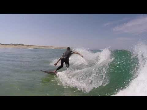 MR Ripper  by Kevin Olsen Surfboards with Woodie Bouma