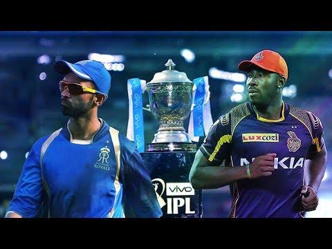 #Eliminator: #KKR start favourites against #RR: #AakashVani Preview