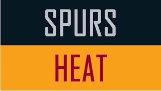 San Antonio Spurs vs Miami Heat | HIGHLIGHTS | Nov 07, 2018