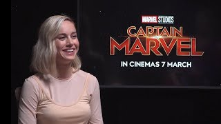 Brie Larson on Captain Marvel and being inclusive | nzherald.co.nz