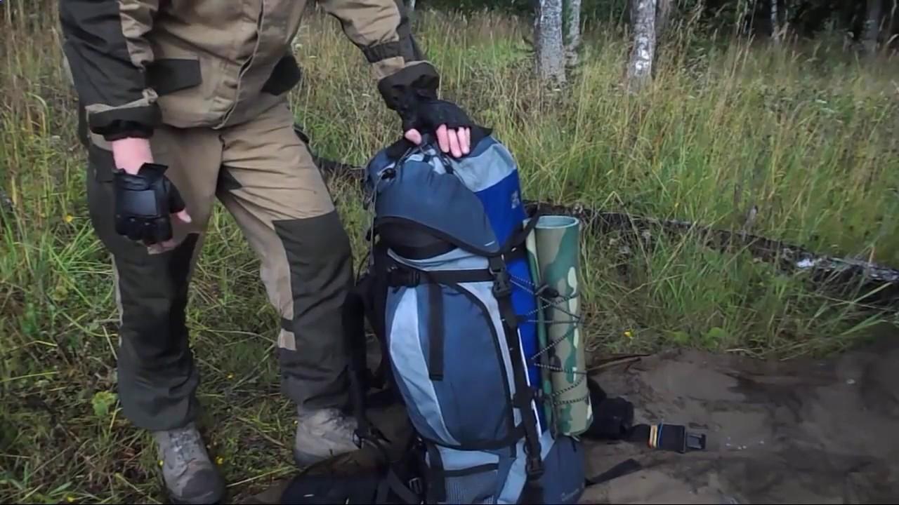 Сбор рюкзака в поход видео рюкзаки ижевск для школьников