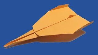 Kağıttan Uçak Yapımı / Çok Basit / Nasıl Yapılır