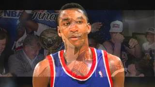 the truth behind the Isiah Thomas and Scottie Pippen Beef