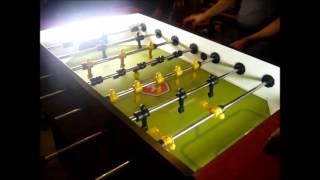 Stolný futbal Košice Krajský pohár