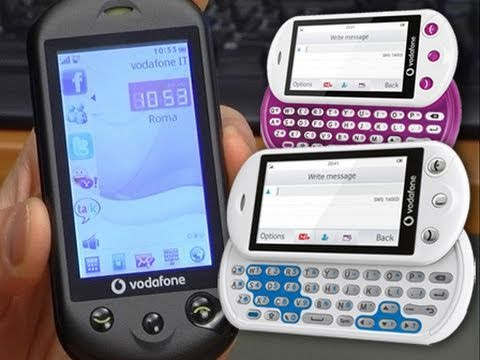 Vodafone 553: feature phone da 89 euro - TVtech