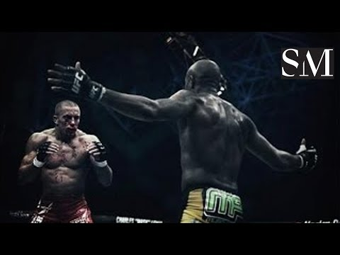 UFC/MMA Тренировки Мотивация / Training Motivation
