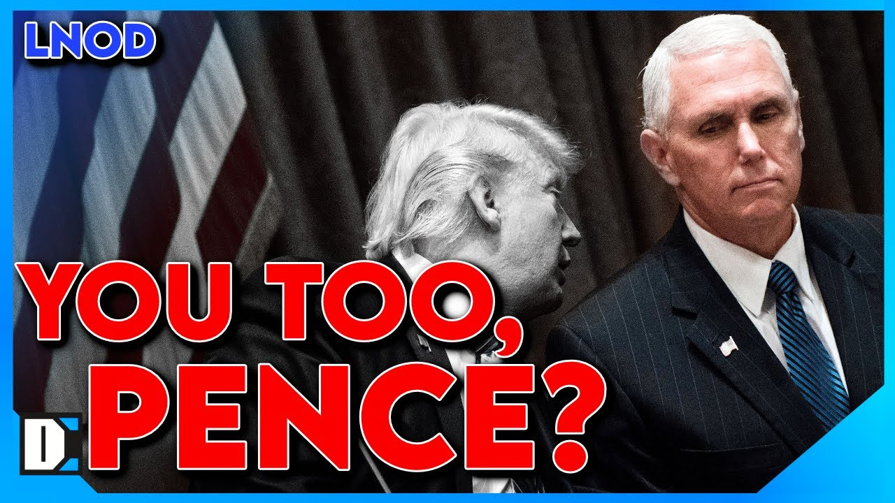 Goodbye, Mike Pence