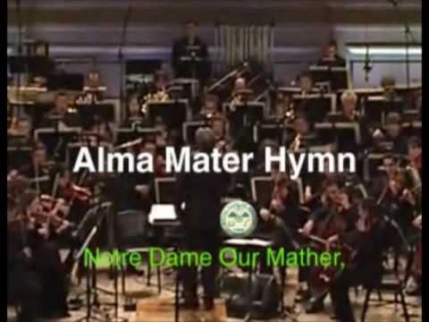 Notre Dame Hymn