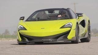 2020 McLaren 600LT Spider | Lime Green