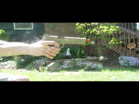 TSD 1911 meu caspian shooting