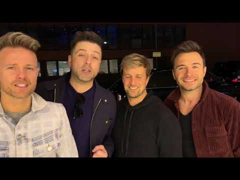 WESTLIFE Official Greetings for 6 & 7 August 2019 Show in Indonesia Mp3