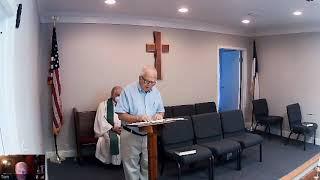 Christ Presbyterian Church - Barnwell, SC (08/09/20)