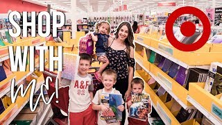 Target Shop with Me School Supplies | Back to School 2018