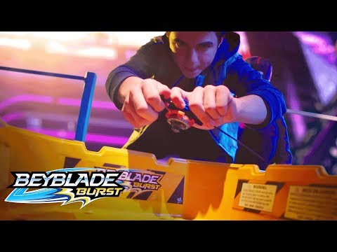 Beyblade Burst France - L'univers Beyblade Burst