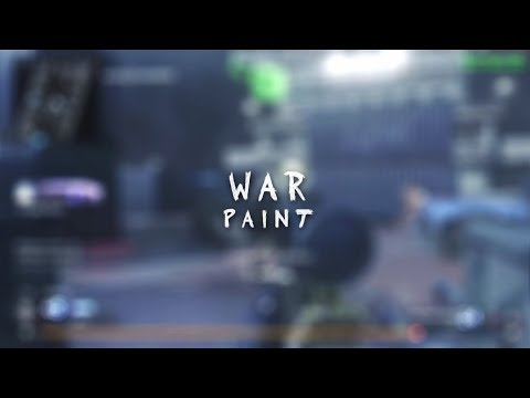 'War Paint' By Kezr Featuring Flash