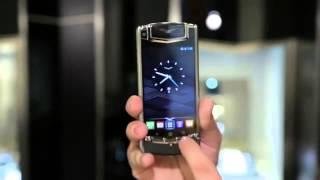 видео Vertu представила новый смартфон