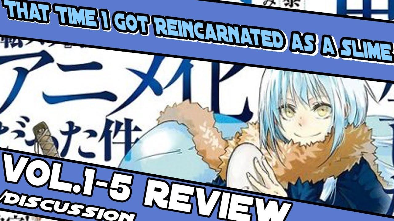 that time i got reincarnated as a slime manga