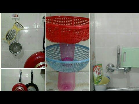 DIY Vegetable Storage Organization Ideas ||Indian Kitchen Organization || Kitchen Organization Ideas
