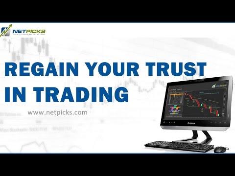 Regain Your Trust In Trading