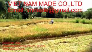 Viet Nam Made Co.,ltd - RICE REAPER NP 120R
