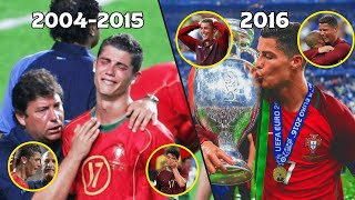 When Cristiano Ronaldo Refuse To Give Up And Finally Reaches His Dream MP3