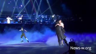 Ледовое шоу «Рок-опера «Парфюмер» в СК Олимпийский