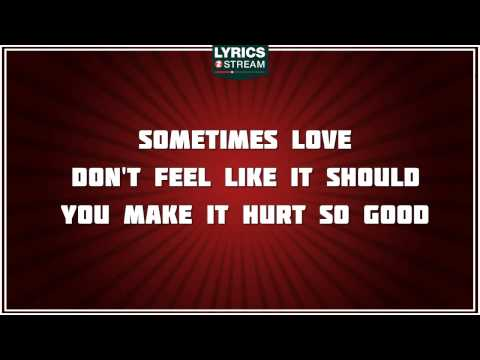 Hurts So Good - John Mellencamp tribute - Lyrics